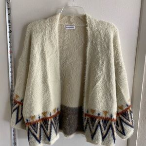 Anthropologie sweater one size